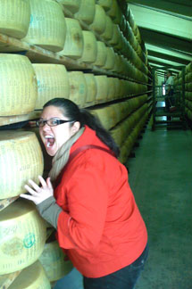 Christina Loves Cheese